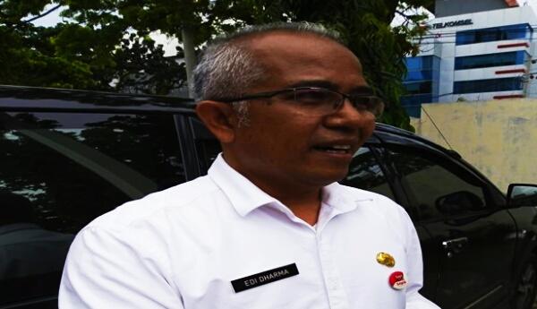 Florikultura Indonesia 2019 di Kota Padang