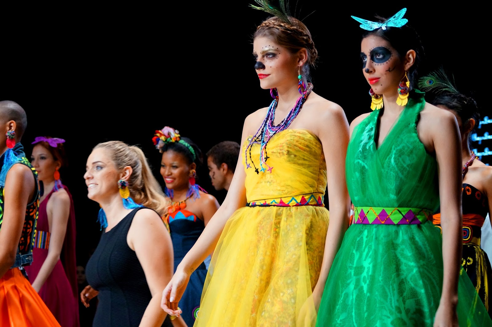 Pasarela Annie Chajin, Fashion Week Panama 2014