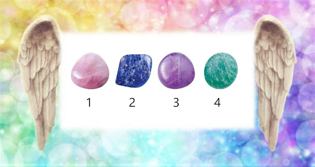 Choose a Healing Crystal to Receive a 111 Message For You