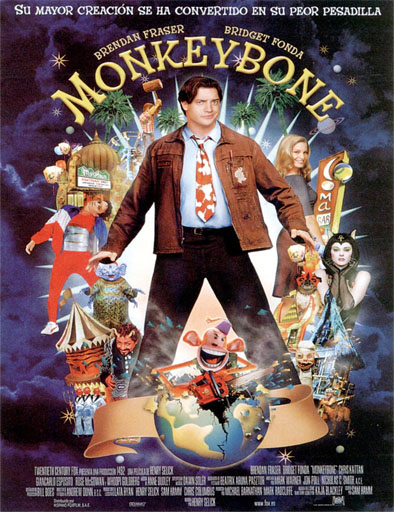 Ver Monkeybone (2001) Online