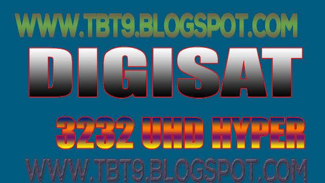DIGISAT 3232 UHD HYPER HD RECEIVER POWERVU TEN SPORTS OK NEW SOFTWARE BY USB