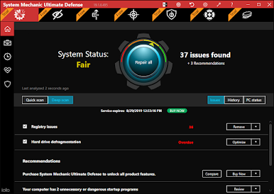 System Mechanic 2021 Free Download