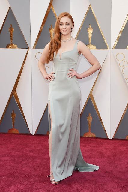 Alfombra roja de los Premios Oscar 2016
