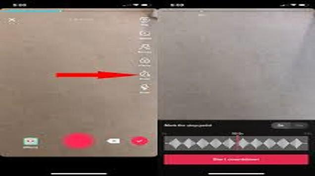 Cara Membuat Slide Foto di TikTok