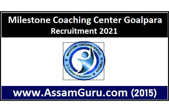 milestone-coaching-center-goalpara-Job