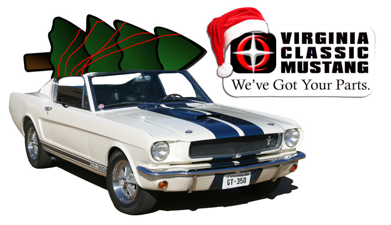 Virginia Classic Mustang Blog Merry Christmas And Happy New Year