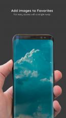 تحميل تطبيق Cloud Wallpapers Pro