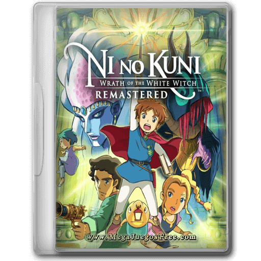 Descargar Ni No Kuni Wrath Of The White Witch Remastered PC Full Español