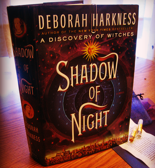 Shadow of Night by Deborah Harkness - Official Website - BenjaminMadeira