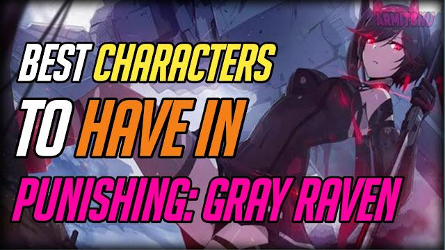 Punishing gray raven