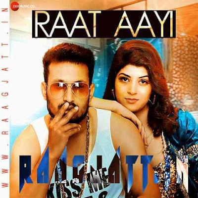 Raat Aayi by Vikas Trilok Chand lyrics