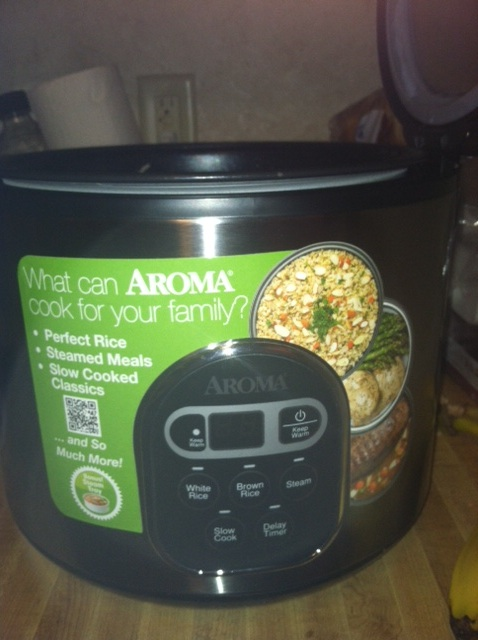 How To Cook Brown Rice Aroma Rice Cooker