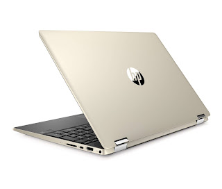 HP Pavillion X360 2019- The best low budget laptops for students