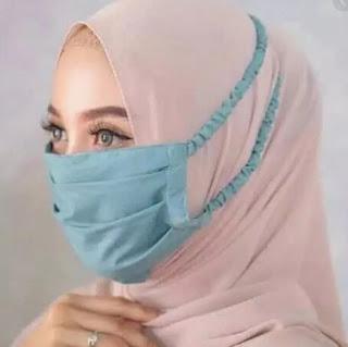 Masker Hijab SehatQ