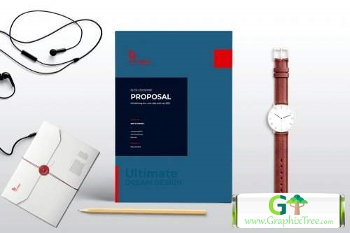 Proposal 5377049 [Powerpoint] [Indesign & Powerpoint]