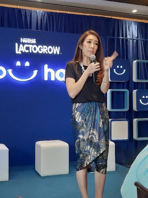 Grow Happy dari Nestle Lactogrow