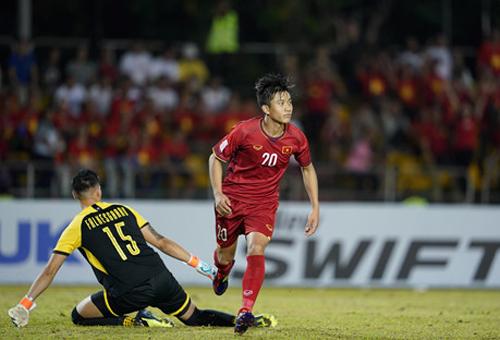 AFF Cup 2018: Việt Nam bất an với tỷ số 2-1 1