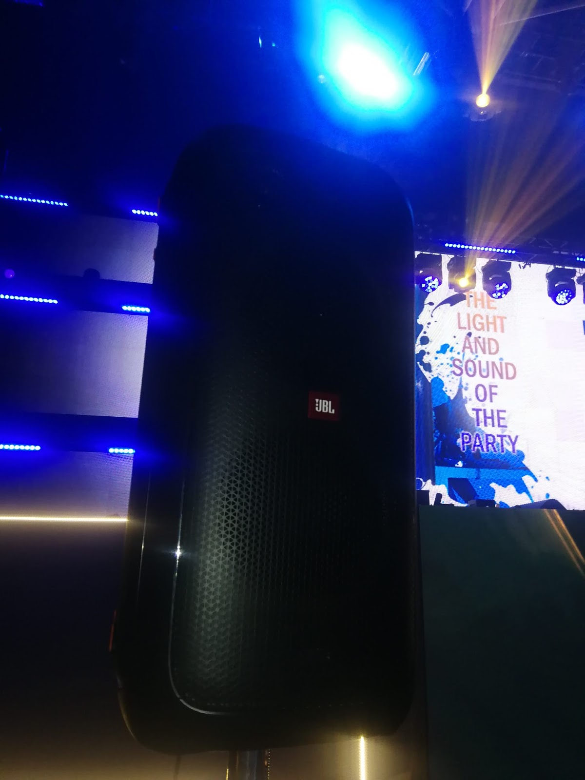 JBL Philippines Revealed Partybox 100, 1000 and Tune 120TWS Wireless