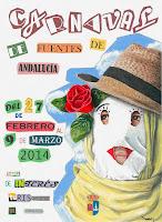 Carnaval de Fuentes de Andalucía 2014 - Reciclaje - Mari Carmen Jiménez