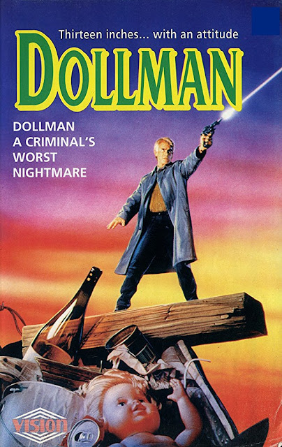 Dollman (1991) ταινιες online seires xrysoi greek subs