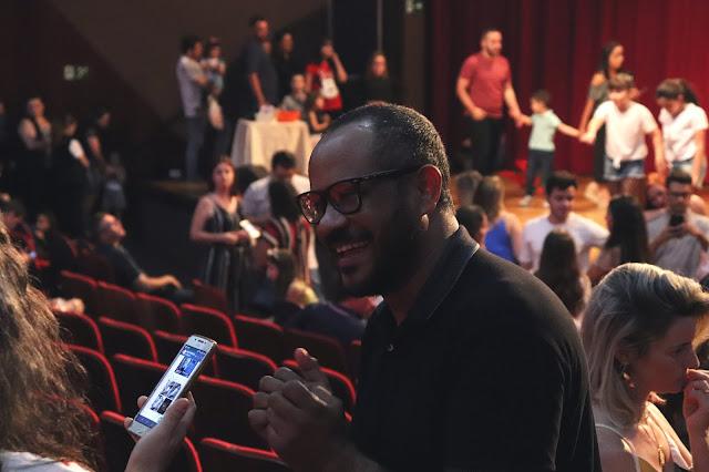 Ronaldo Britto, um dos grandes destaques na produção de Teatro Infantil no interior de SP