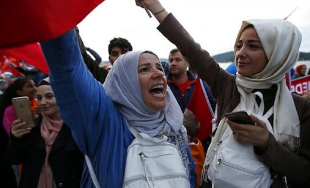 ΕΕ: Οι ενταξιακές διαπραγματεύσεις της Τουρκίας έχουν ουσιαστικά σταματήσει