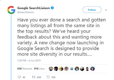 تصدر نتائج البحث . تصدر نتائج البحث 2019
