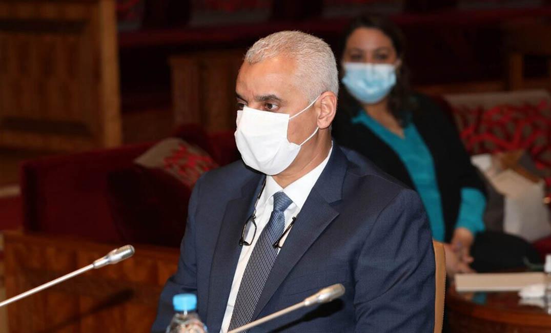 وزير الصحة: الوضعيّة الوبائيّة بمرّاكش عرفت تحسّنا ملموسا