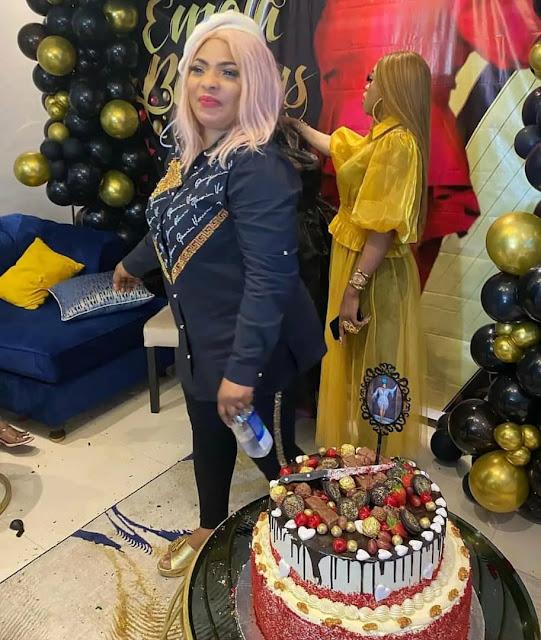 Check out more Photos from Eniola Badmus Birthday (photos)