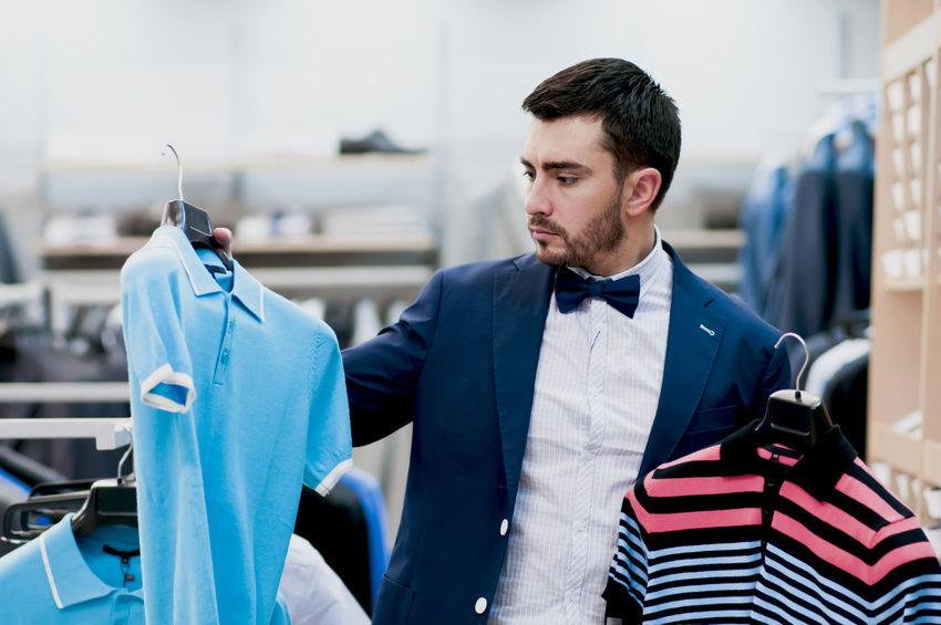 When It Comes to Clothes Shopping, Men Spend More Time and Money ...