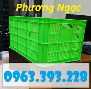 Sọt nhựa cao 31, sọt nhựa nan thẳng HS004, sóng nhựa công nghiệp S%25E1%25BB%258Dt31