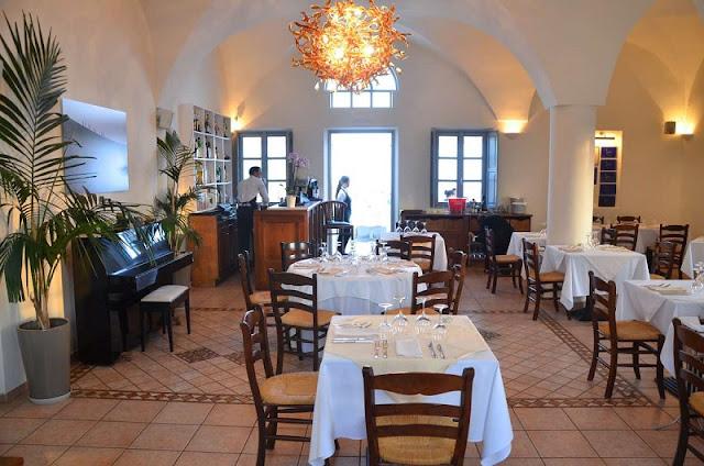 Restaurante Selene, Santorini