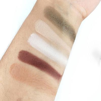 Paleta 11 - SWEET AS CHOCOLATE CITY miyo makeup
