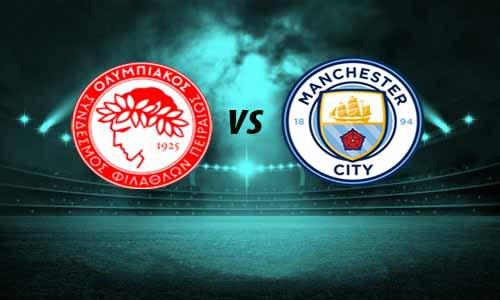 مشاهدة مباراة مانشستر سيتي وأوليمبياكوس بث مباشر اليوم 3-11-2020 دوري أبطال أوروبا