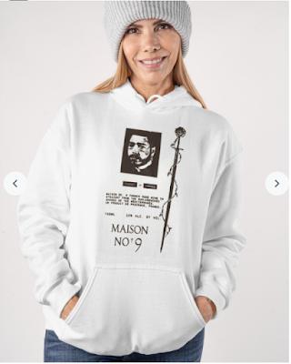 Post Malone Maison No 9 T Shirts