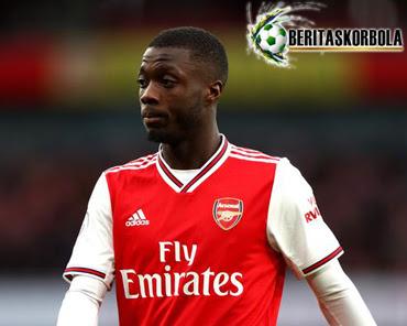 Profil Nicolas Pépé, Wonderkid Kelahiran Prancis Andalan Arsenal dan Pantai Gading