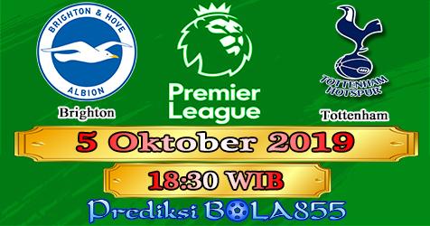 Prediksi Bola855 Brighton vs Tottenham 5 Oktober 2019