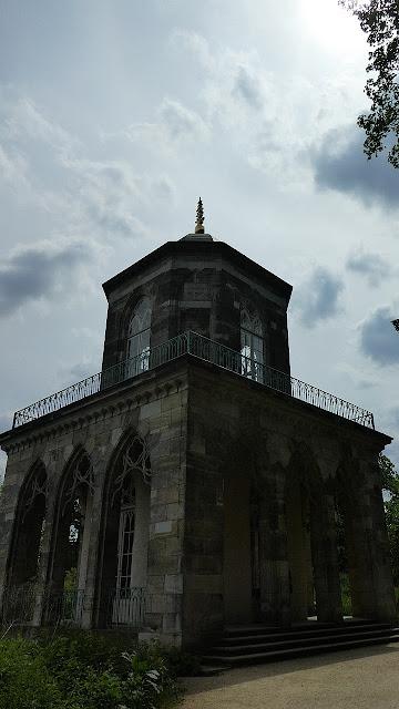 Gotische Bibliothek Neuer Garten Potsdam