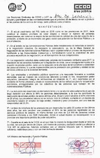 #alacalle23M_CCOOAytoleganes