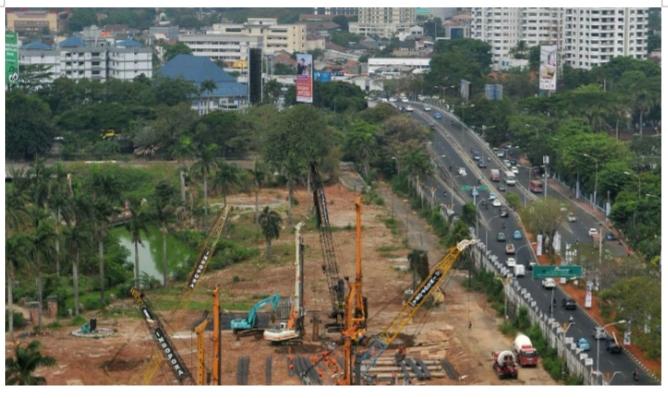 Hilangnya Keindahan Kota Setelah Taman Ria Senayan Jadi Mall