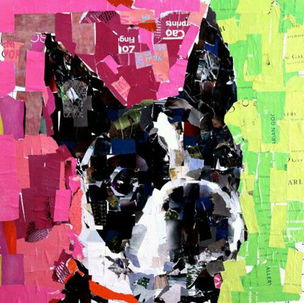 gambar kolase anjing