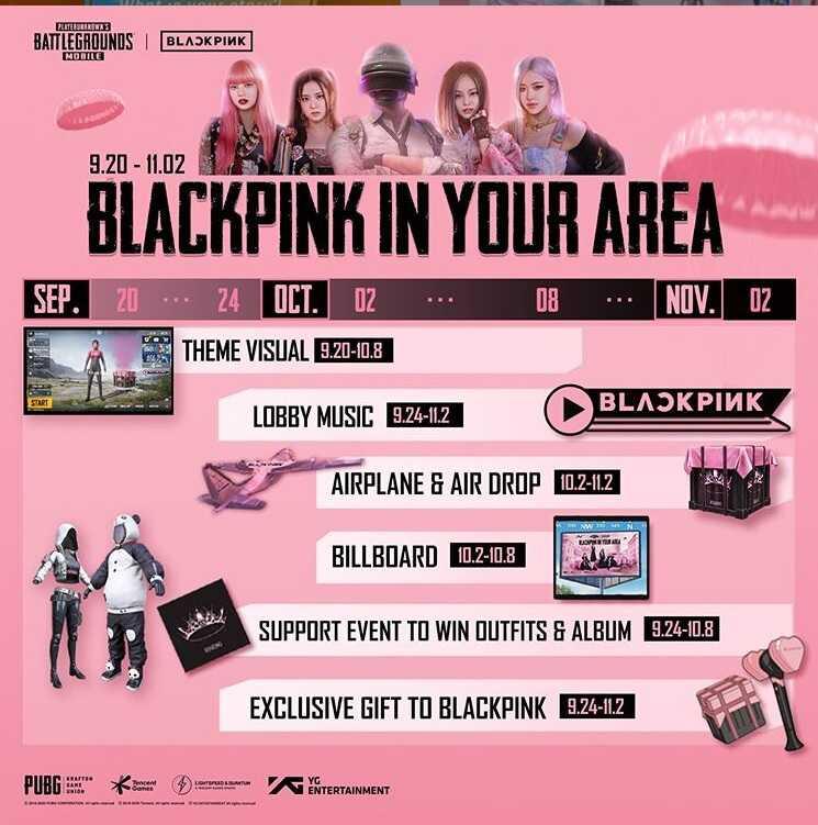 BlackPink Event