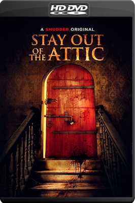 Stay Out of the F**king Attic [2020] [Custom – DVDR] [Latino]