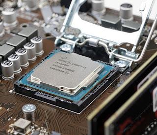 Bersihkan prosesor