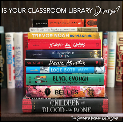 Building a high-interest and diverse classroom library