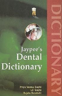 Jaypee's Dental Dictionary
