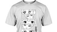 Manny MUA Anime T Shirt