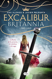 Excalibur    Britannia #1   Ana Alonso & Javier Pelegrín