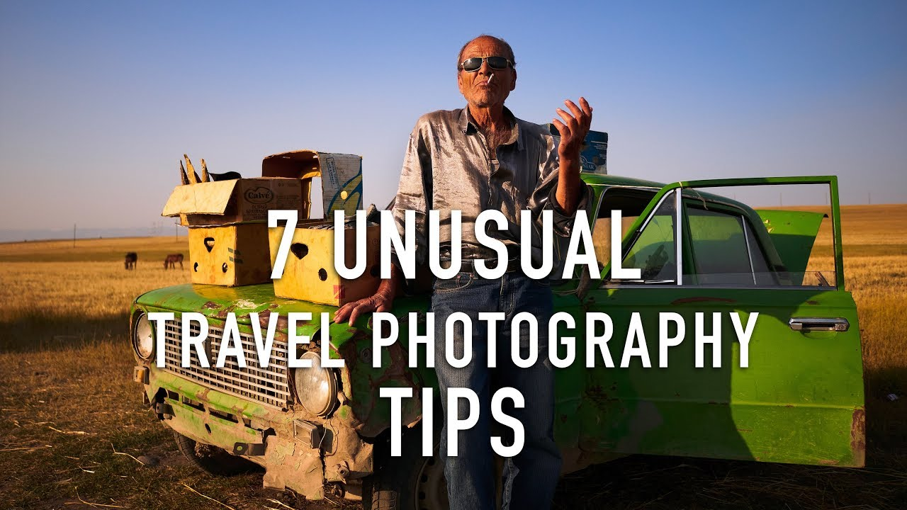 7 Unusual Travel Photography Tips