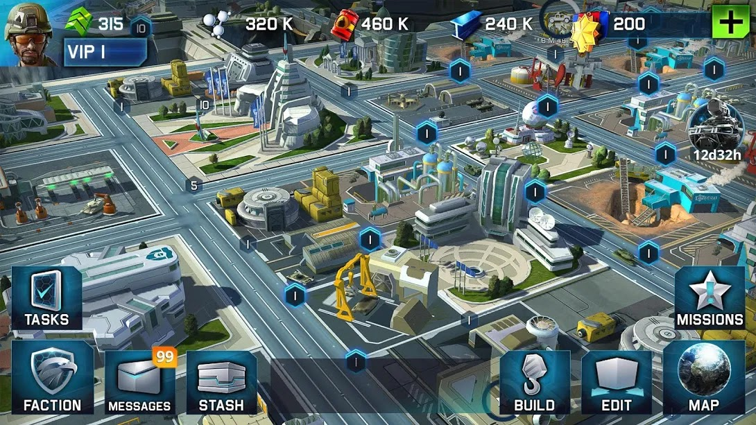 War Planet Online: Global Conquest Apk-Apklover